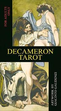 Bild på Decameron tarot