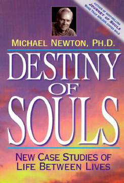 Bild på Destiny of souls - new case studies of life between lives