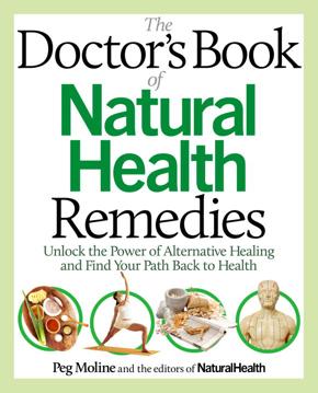 Bild på Doctors book of natural health remedies