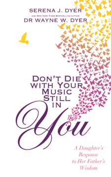 Bild på Dont die with your music still in you - my experience growing up with spiri