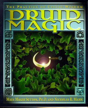 Bild på Druid magic - the practice of celtic wisdom