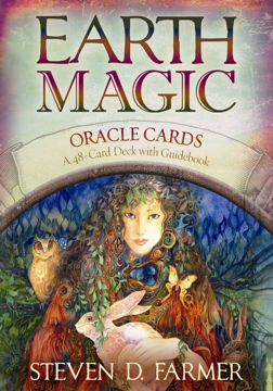 Bild på Earth Magic Oracle Cards