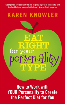 Bild på Eat Right For Your Personality Type