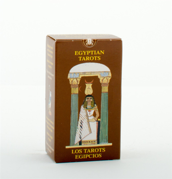 Bild på Egyptian tarot miniature deck