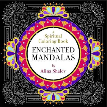 Bild på Enchanted mandalas - a spiritual colouring book