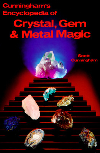 Bild på Encyclopaedia of crystal, gem and metal magic