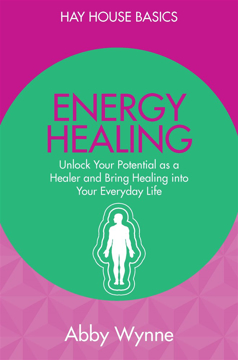Bild på Energy healing - unlock your potential as a healer and bring healing into y