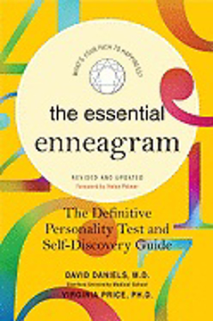 Bild på Essential enneagram - the definitive personality test and self-discovery gu