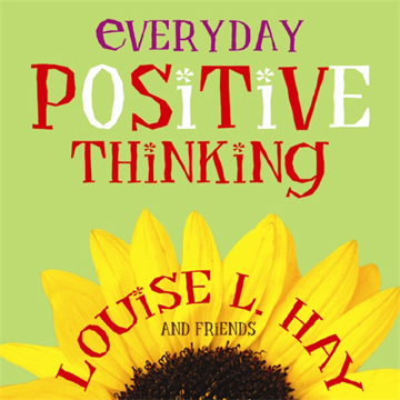 Bild på Everyday positive thinking