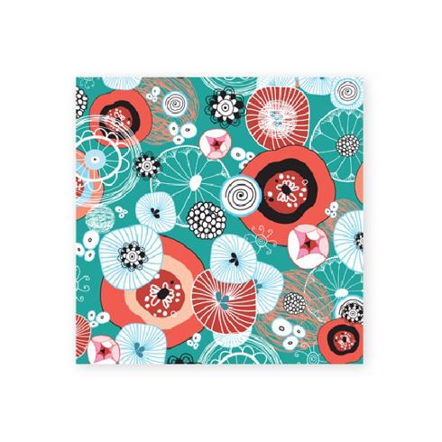 Bild på Fantasia: blue flowers mini