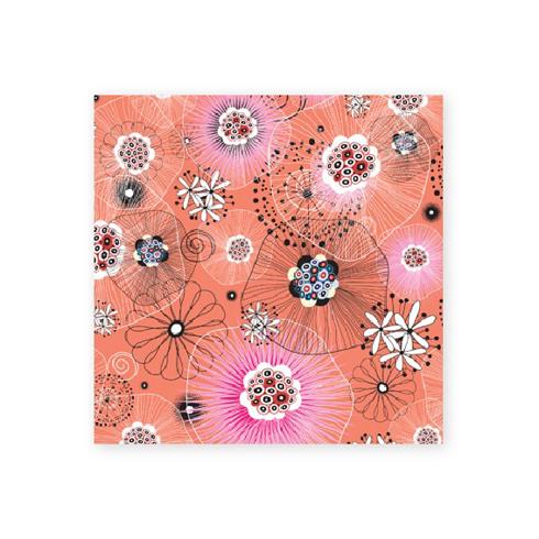 Bild på Fantasia: red flowers mini