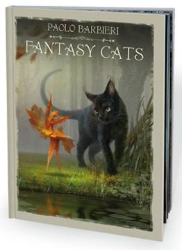 Bild på Fantasy cats