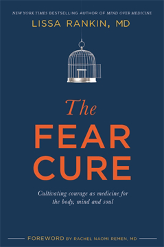 Bild på Fear cure - cultivating courage as medicine for the body, mind and soul
