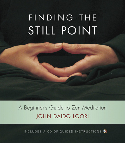 Bild på Finding the still point - a beginners guide to zen meditation