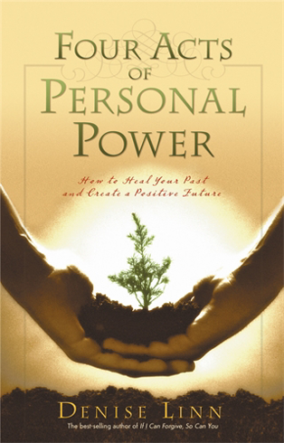 Bild på Four acts of personal power - healing your past and creating a positive fut