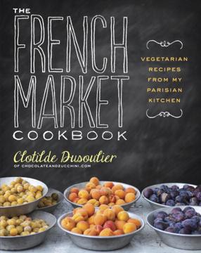 Bild på French market cookbook