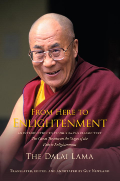 Bild på From Here to Enlightenment