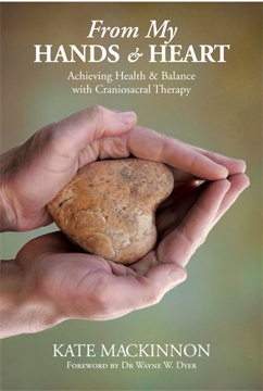 Bild på From my hands and heart - achieving health and balance with craniosacral th