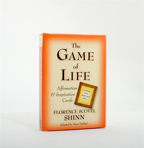 Bild på Game Of Life Affirmation And Inspiration Cards (52 Card Deck