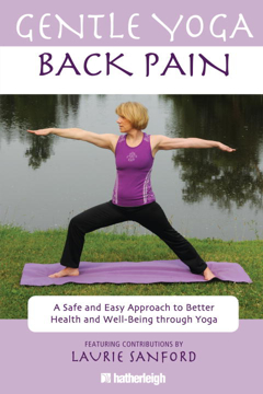 Bild på Gentle Yoga for Back Pain