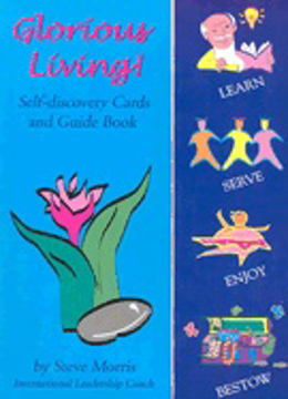 Bild på Glorious Living! Self-Discovery Cards & Guide Book