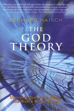 Bild på God theory - universes, zero-point fields, and whats behind it all