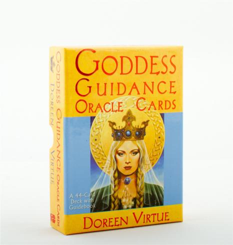 Bild på Goddess guidance oracle cards