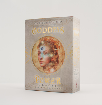 Bild på Goddess Power Oracle Cards