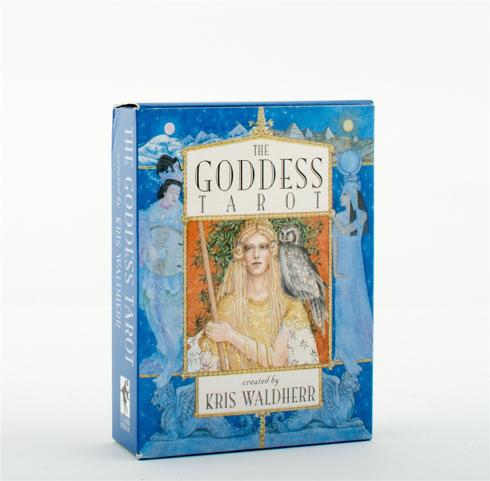 Bild på Goddess Tarot Deck (78 Cards)