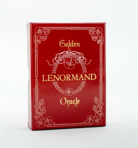 Bild på Golden Lenormand Oracle