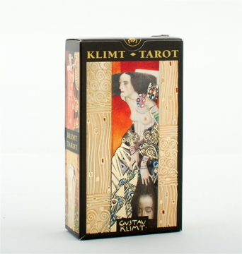 Bild på Golden tarot of klimt
