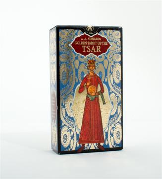 Bild på Golden Tarot of the Tsar