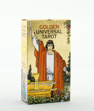 Bild på Golden Universal Tarot