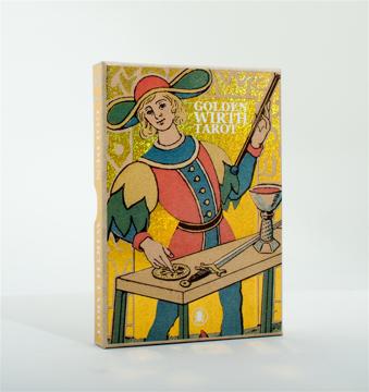 Bild på Golden Wirth Tarot (Grand Trumps)