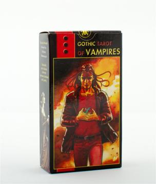 Bild på Gothic tarot of vampires