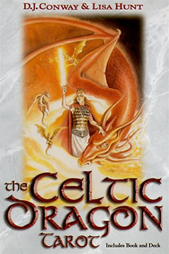Bild på Guide to the celtic dragon tarot