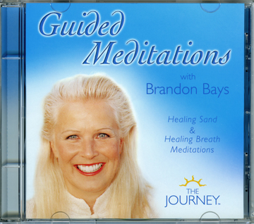 Bild på Guided Meditations with Brandon Bays