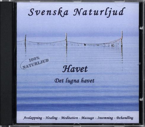 Bild på Havet : Det lugna havet (Svenska naturljud)