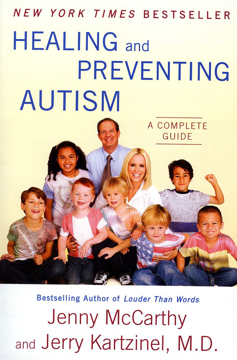 Bild på Healing and preventing autism - a complete guide
