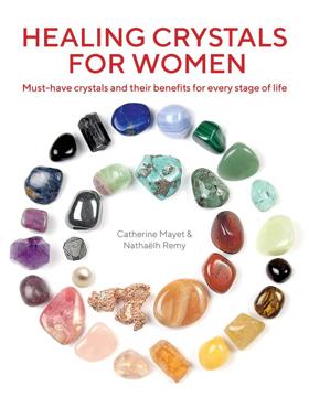 Bild på Healing Crystals for Women