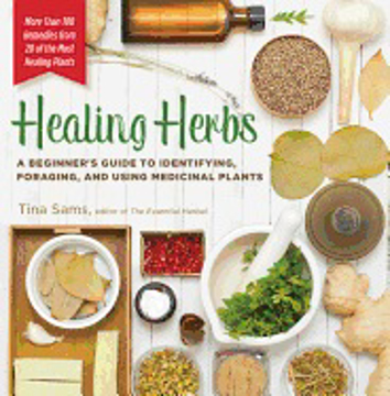 Bild på Healing herbs - a beginners guide to identifying, foraging, and using medic