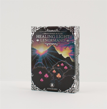 Bild på HEALING LIGHT LENORMAND OR33