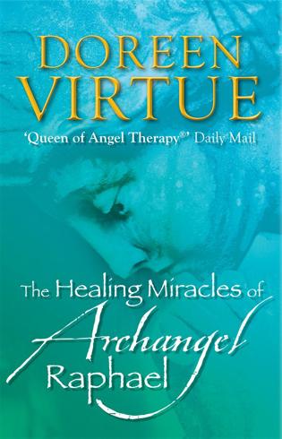 Bild på Healing miracles of archangel raphael