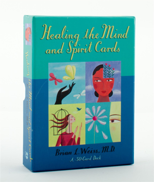Bild på Healing the mind and spirit cards