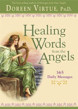 Bild på Healing words from the angels - 365 daily messages