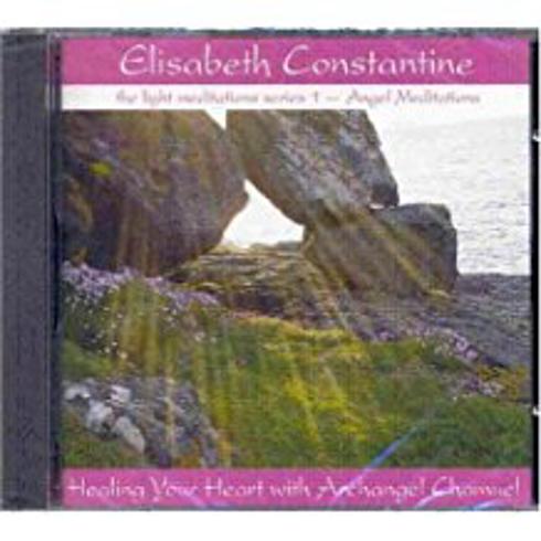 Bild på Healing Your Heart with Archangel Chamuel CD