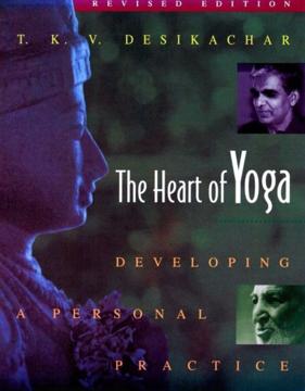 Bild på Heart of yoga - developing personal practice