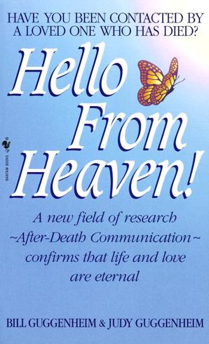 Bild på Hello from Heaven
