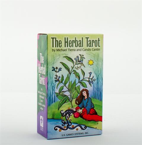 Bild på Herbal Tarot Deck