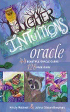 Bild på Higher Intuitions Oracle [With Booklet]
